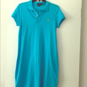 Polo Ralph Lauren mini dress